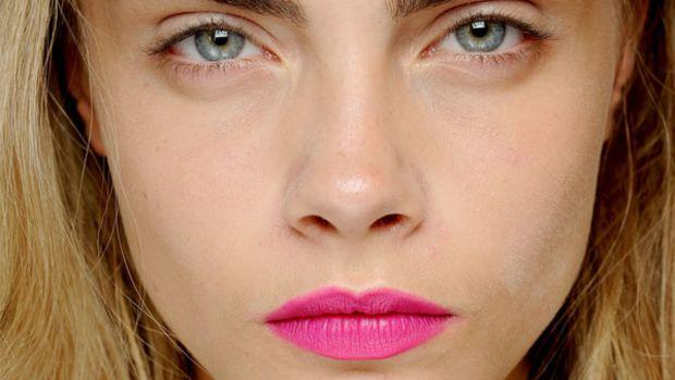 Giles - Spring 2013 makeup