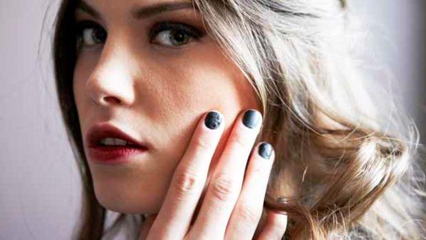 Nonoo - Fall 2013 nails