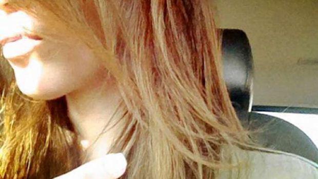 """Kim Kardashian """"blonde"""" hair August 2012"""