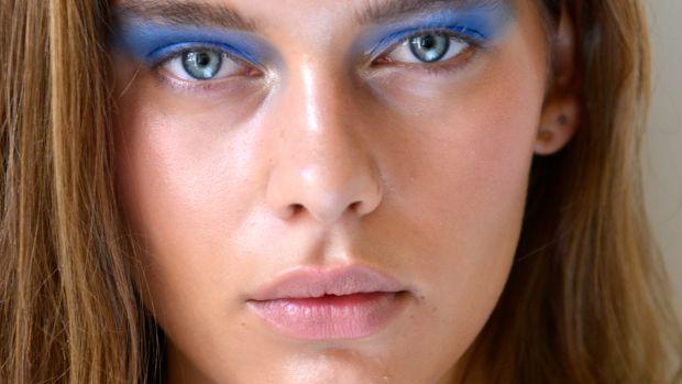 Dannijo Spring 2015 makeup