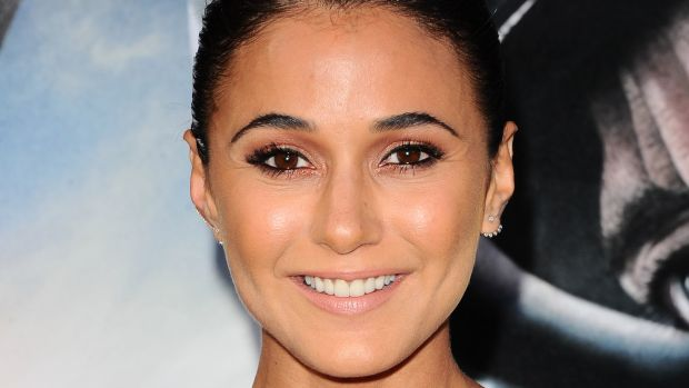Emmanuelle Chriqui, San Andreas Hollywood premiere, 2015