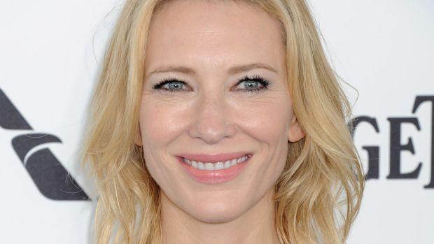 Cate Blanchett skincare routine