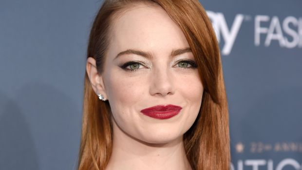 Emma Stone, Critics' Choice Awards 2017