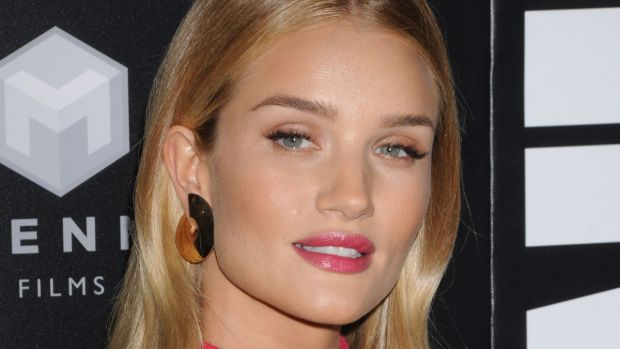 Rosie Huntington-Whiteley skincare routine