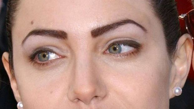 How to grow back your eyebrows