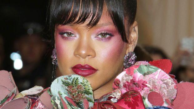 Rihanna, Met Gala 2017