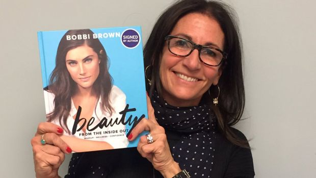 Bobbi Brown, Beauty From the Inside Out launch, 2017