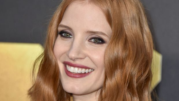 Jessica Chastain, MTV Movie Awards 2016