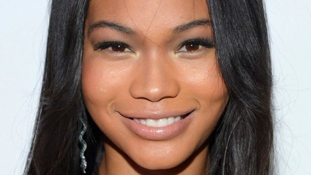 Chanel Iman, Flawsome Ball, 2012