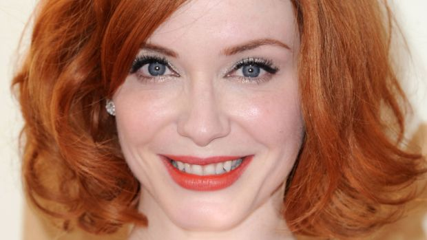 Christina Hendricks, Emmy Awards 2011