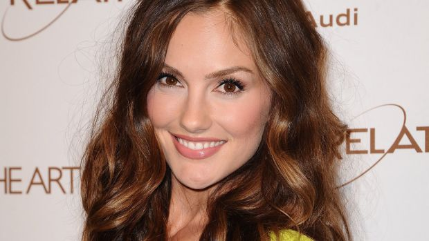 Minka Kelly, Art of Elysium Heaven Gala, 2012 (1)
