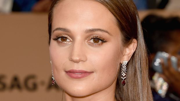 Alicia Vikander, SAG Awards 2016