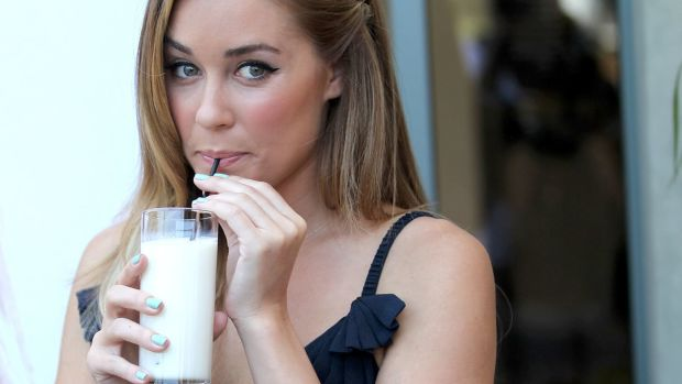 Lauren Conrad milk
