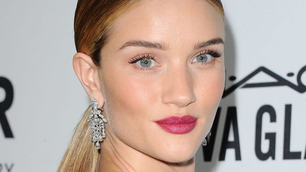 Rosie Huntington-Whiteley, amfAR Inspiration Gala Los Angeles 2015