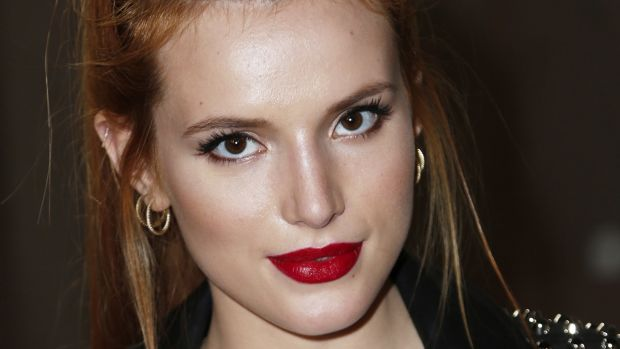 Bella Thorne, Diesel Black Gold Spring 2016 show, 2015