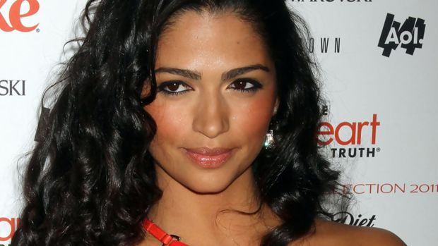 Camila Alves long curly hair