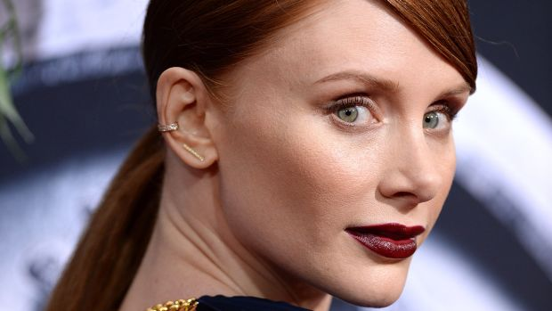 Bryce Dallas Howard, Jurassic World Hollywood premiere, 2015