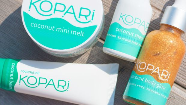 Kopari coconut oil skincare review