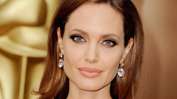 Angelina Jolie before and after