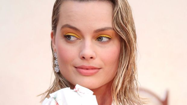 Margot Robbie, Goodbye Christopher Robin London premiere, 2017