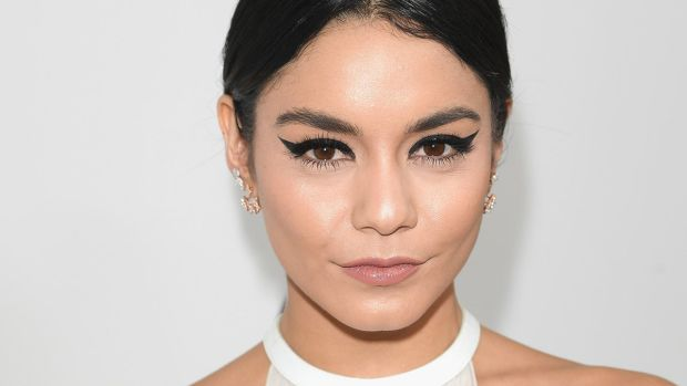 Vanessa Hudgens, Elton John AIDS Foundation Oscar viewing party, 2017