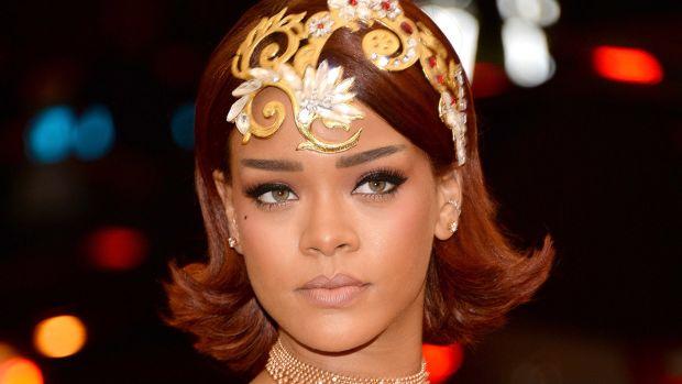 Rihanna, Met Ball 2015