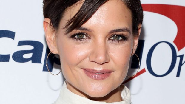 Katie Holmes, Z100 Jingle Ball Concert, 2017
