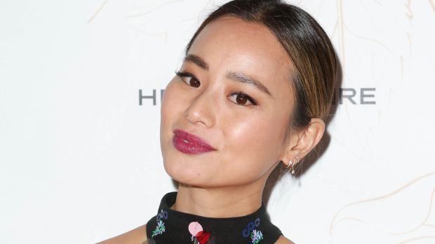 Jamie Chung, Entertainment Weekly SAG Nominees celebration, 2018