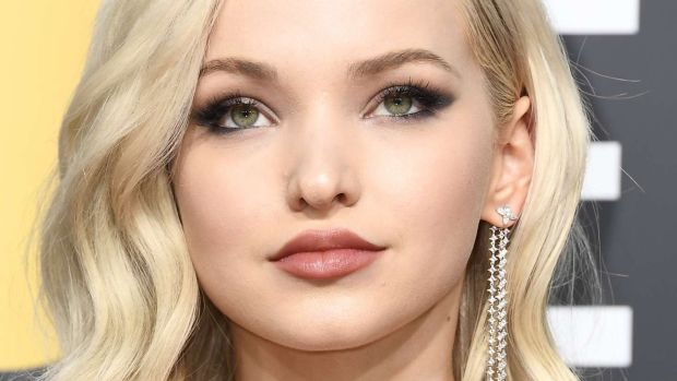 Dove Cameron before and after