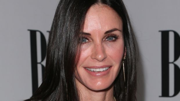 Courteney Cox before and after