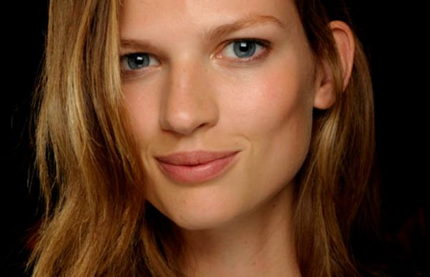 Helmut Lang - Spring 2013 makeup