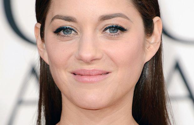 Marion Cotillard - Golden Globe Awards 2013 makeup
