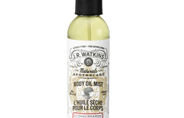 J.R. Watkins Body Oil Mist in Coconut Milk & Honey