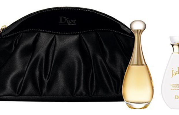 Dior J'Adore Pouch Set