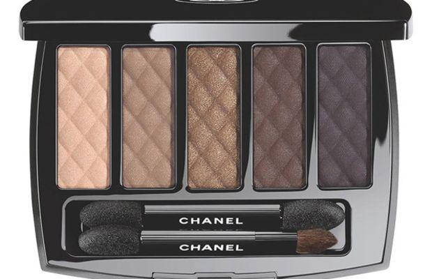 Chanel 5 Colours Exclusive Palette