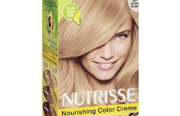 Garnier Nutrisse Permanent Hair Colour in 90 Light Natural Blonde