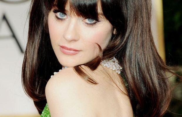 Golden-Globes-2012-Zooey-Deschanel