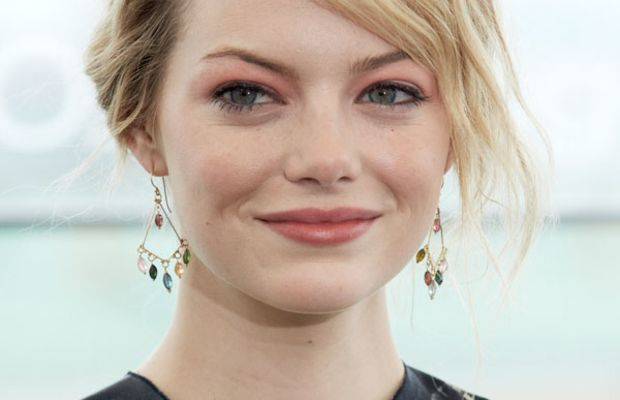 Emma Stone - The Amazing Spider-Man - Moscow premiere