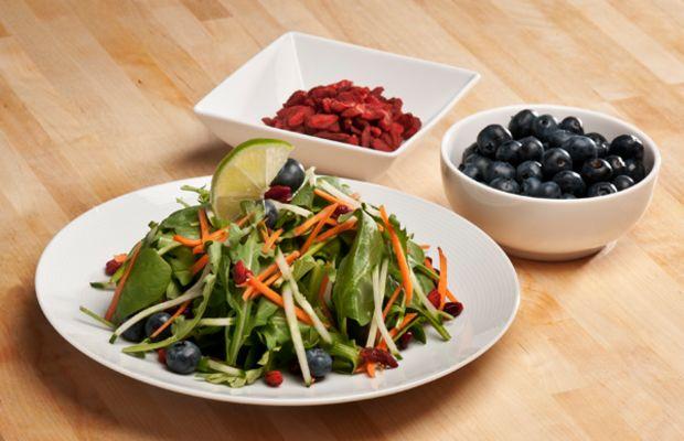 Benourished-Blueberry-Charm-Salad