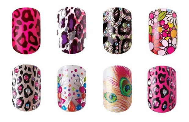 Kiss Nail Dress Nail Strips