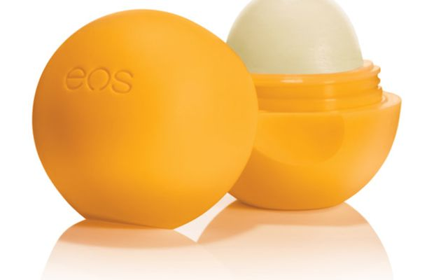 Eos Smooth Sphere Lip Balm in Medicated Tangerine