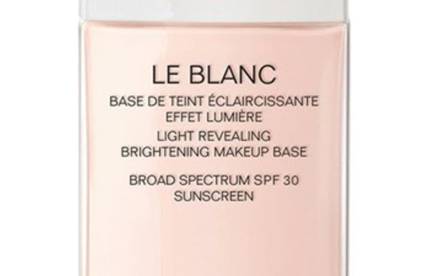 Chanel Le Blanc Light Revealing Brightening Makeup Base SPF 30