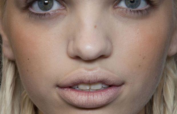 MaxMara - Spring 2012 makeup