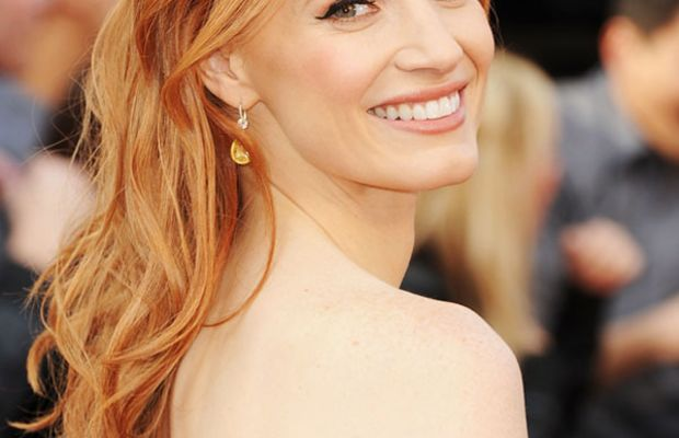 Oscars-2012-Jessica-Chastain
