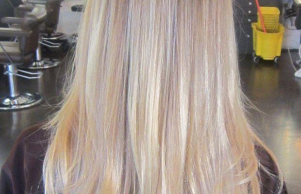 Light ash blonde - Neil George