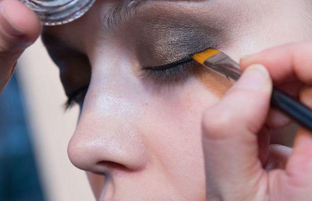Pavoni - Fall 2013 makeup (3)