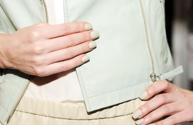 Mackage - Spring 2013 nails