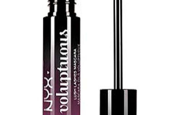 NYX Cosmetics Lush Lashes Mascara in Voluptuous