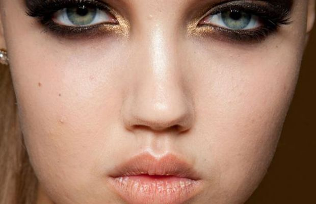Versace-Haute-Couture-SS12-makeup