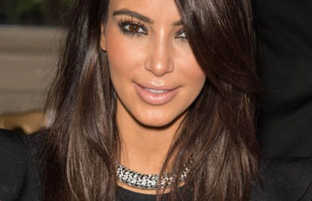 Kim Kardashian, Paris Couture Week, 2012